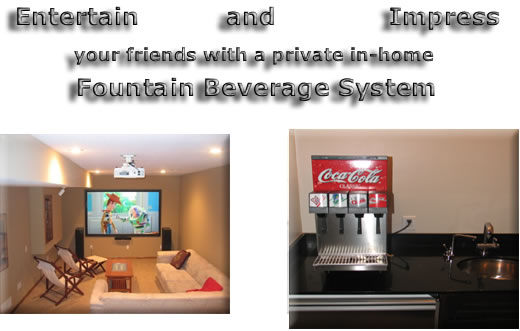 Want to impress your friends with a private in-home beverage system?