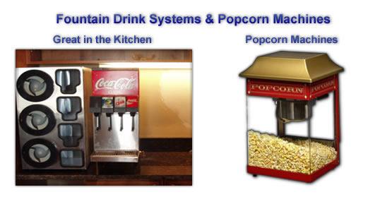 soda machine for house